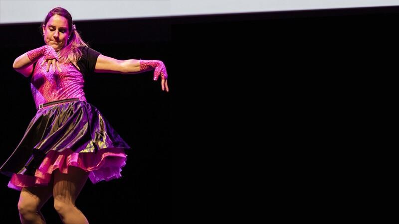 Dance Sport Demonstration |Special Olympics Dance
