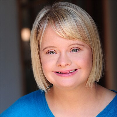 Lauren Potter, Special Olympics Global Ambassador