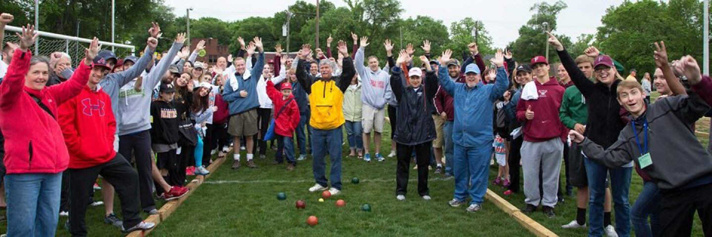 Bocce Volunteers