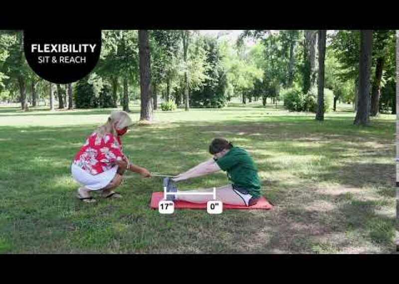 Flexibility - Sit & Reach