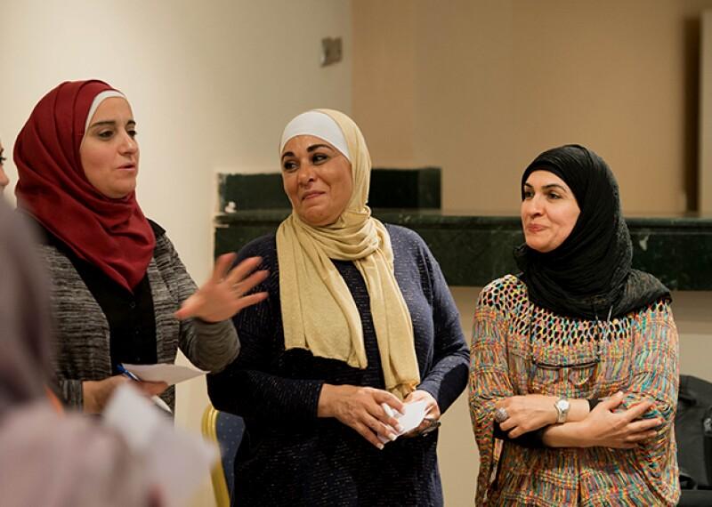 2014 MENA Games--Family Forum