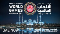 """#MeetTheDetermined: UAE Now"""" in 360 VR with Special Olympics World Games Abu Dhabi 2019"""