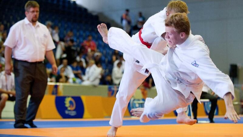 Judo lede