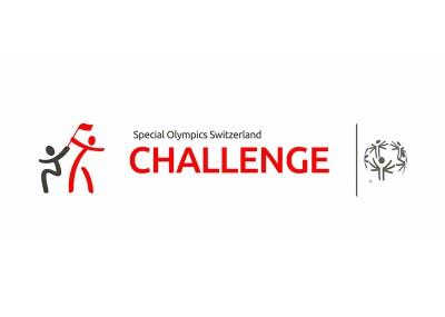 Special Olympics Switzerland Challenge Logo