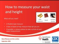 Special Olympics Waist Height Measurement Guide (Imperial)