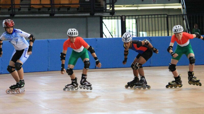 Image result for Special Olympics roller skating
