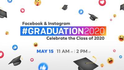 Facebook & Instagram Graduation 2020