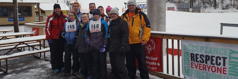 area 13 skiing group