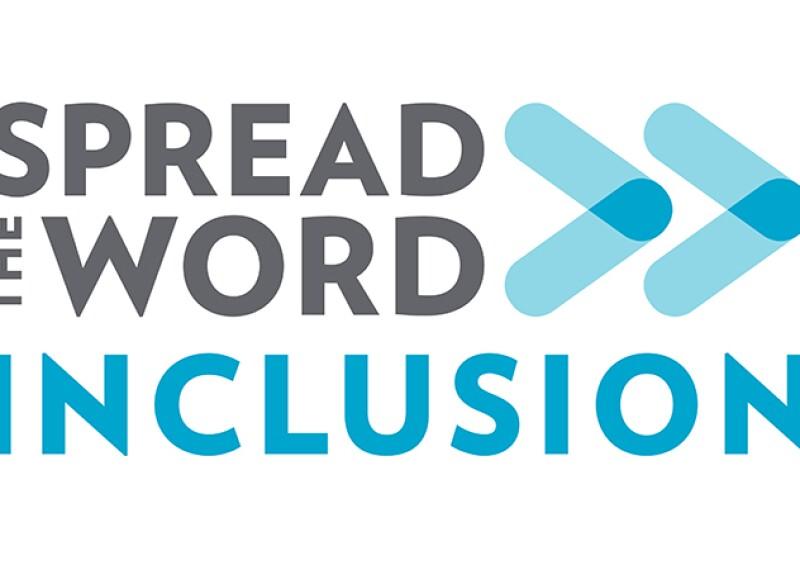 Spread the Word Inclusion logo