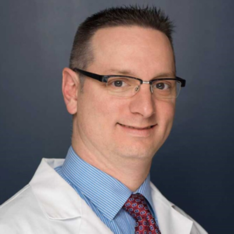 Professional photo of Dr. Peter Seidenberg