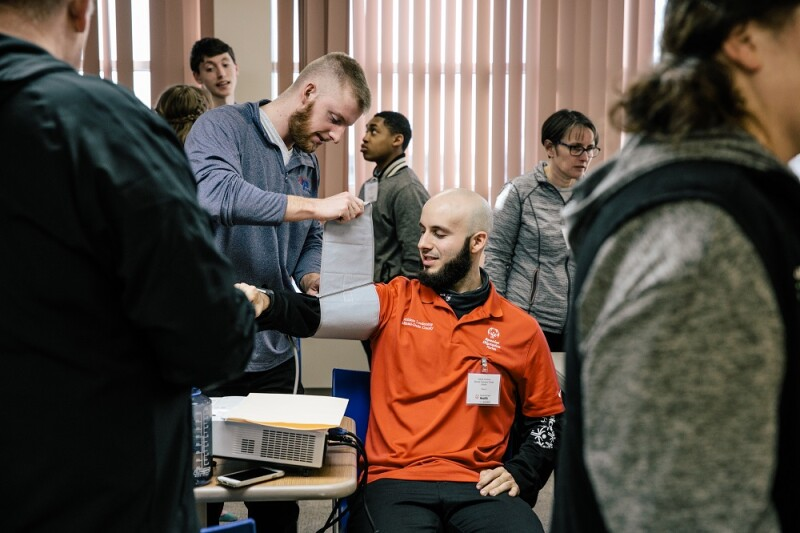 Over the years, Special Olympics has provided over 2 million free health screenings (in the areas of vision, hearing, dental, etc.) in over 135 countries and trained nearly 280,000 health care professionals on the topic of people with ID.