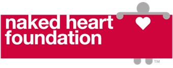 Naked Heart Foundation logo