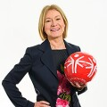 Mary Davis, Special Olympics Chief Executive Officer