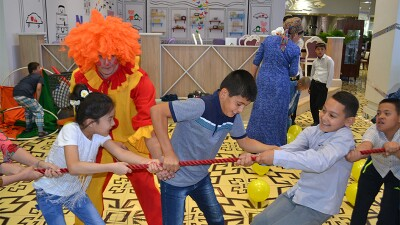 Joyful Special Olympics 50th celebrations in Turkmenistan.jpg