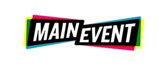 MainEvent multi colored logo