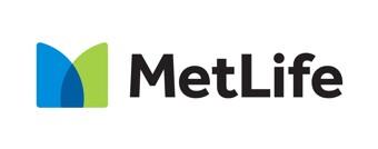 Met Life logo.