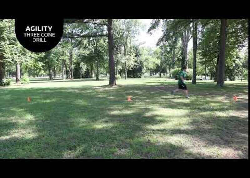 Agility - Three Cone Drill