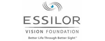 Essilor Vision Foundation: Better life through better sight logo