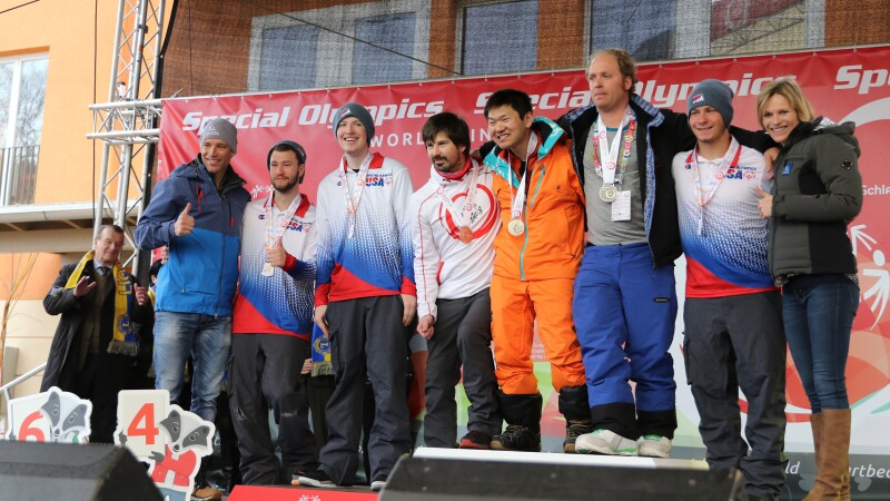 austria group medal picture world games