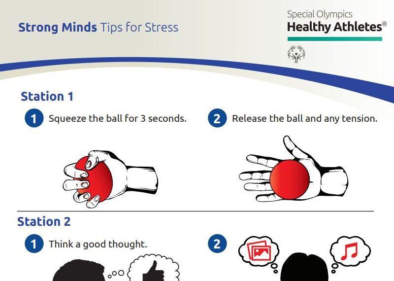 Streess tips guide.