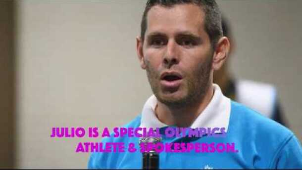 Inclusion at Work: Meet Julio