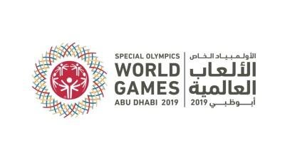 special olympics world games abu dhabi 2019 logo