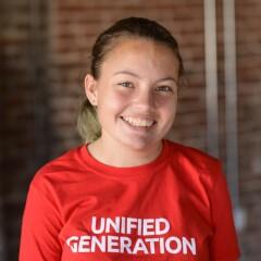Youth Ambassador Amanda