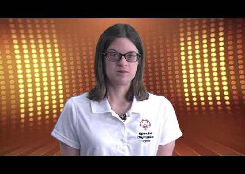 Special Olympics VA: Building a Healthy Meal
