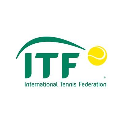 international tennis federation logo.