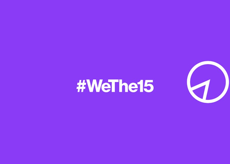 A new iconic purple symbol of inclusivity where the world's 15% with disabilities are no longer marginalized. Purple has long been associated with the disability community, but this is the first time a vibrant symbol exists that can unite the community and call for actionable change.