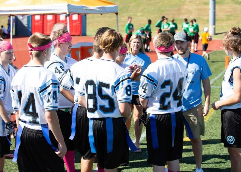 Flag Football Area 5 Coach Huddle.jpg
