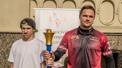 Latvia holds first Law Enforcement Torch Run!.jpg