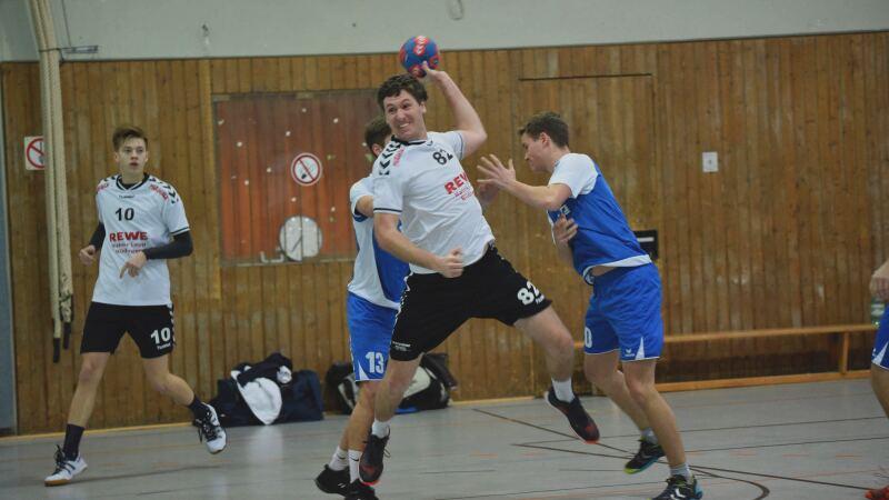 Handball banner