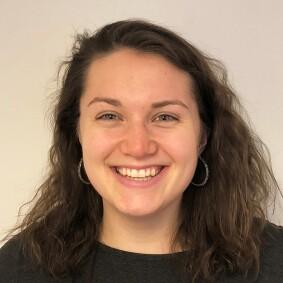 Photo of Megan Jean smiling