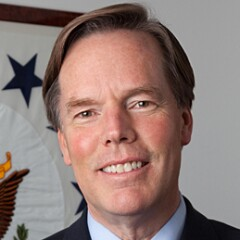 Ambassador Nicholas Burns, Special Olympics Board of Directors