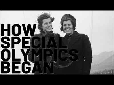 How Eunice Kennedy Shriver founded the Special Olympics