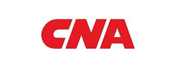 CNA red logo.