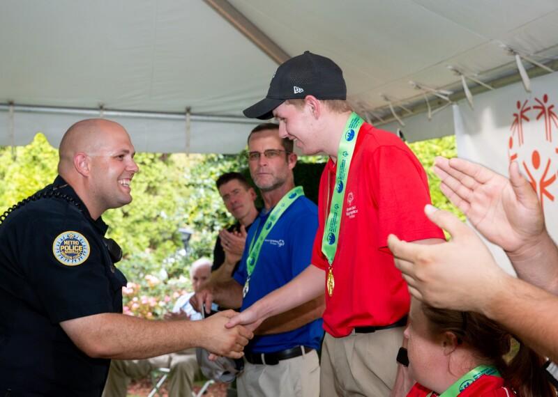 National Golf Torch Run Awards