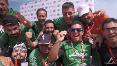 Special Olympics Italia Unified Beach Sports Games