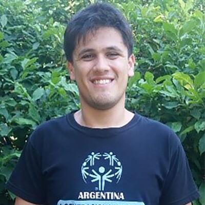 Rodrigo Silvero - Olimpiadas Especiales Argentina - Natación