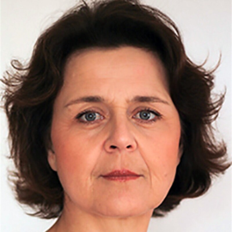 Maja Krajcar portrait photo