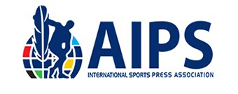 International Sports Press Association logo