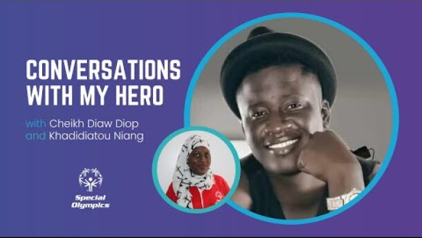 Diaw Diop: Life is special | Conversations With My Hero