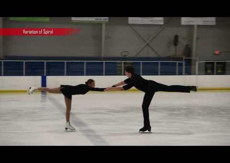 Judges Figure Skating Training Session 5
