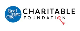 Real Estate One Charitable Foundation logo.