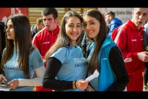 Special Olympics Montenegro Takes the Pledge to Include