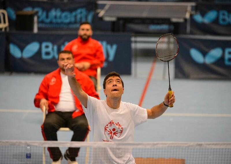 Badminton, Egypt vs. Syria