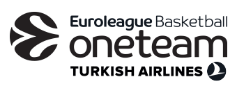 Euroleague One Team Logo