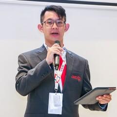 Kurtis Siu - Special Olympics Korea - Sargent Shriver International Global Messenger