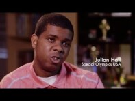 """Julian Hall Truly Knows What It Means to """"Never Give Up"""""""